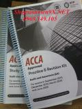Sách ACCA F8 2020(Study Text & Revision Kit) - Audit and Assurance (AA)